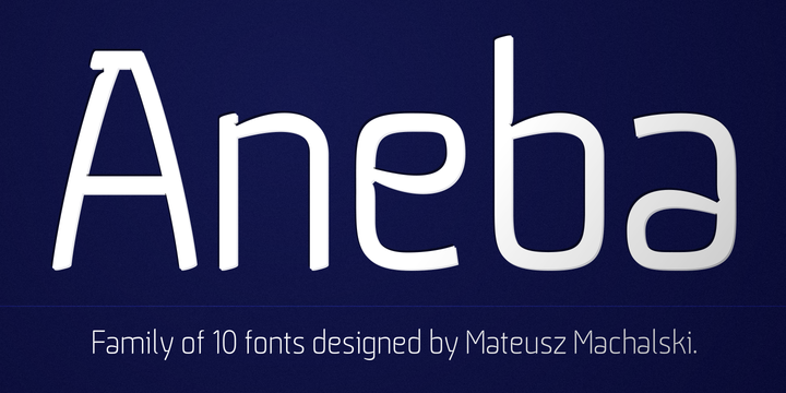 Aneba-Font-by-Mateusz-Machalski