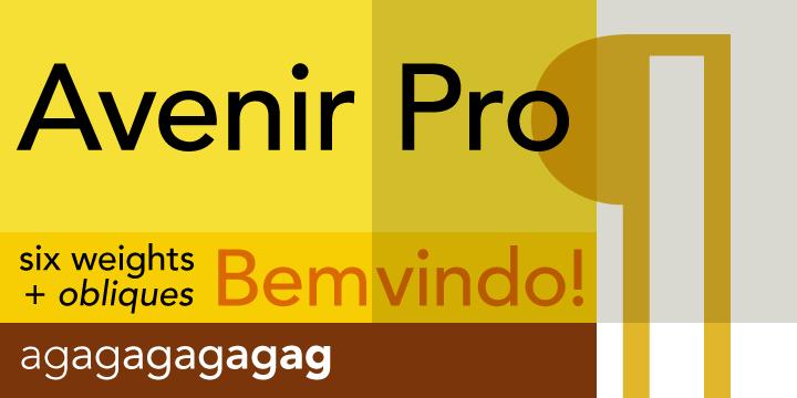 Avenir-Pro-Font-by-Adrian-Frutiger