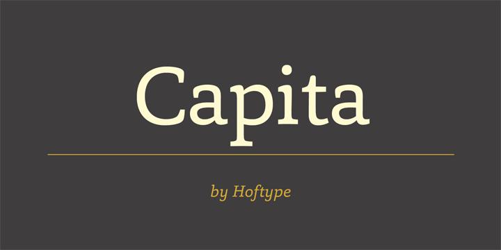 Capita-Font-by-Dieter-Hofrichter