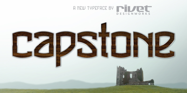 Capstone-Font-by-William-Scott-McConnell