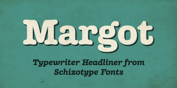 Margot-Font-by-Dave-Rowland