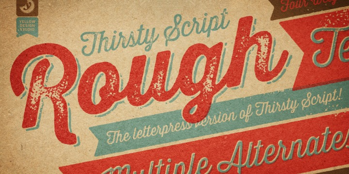 Thirsty-Rough-Font-by-Yellow-Design-Studio