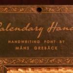 Calendary Hands