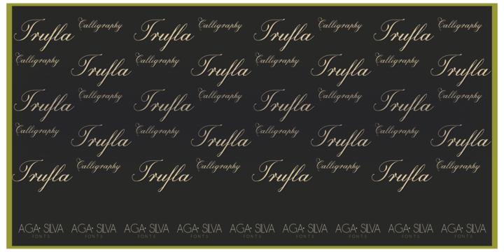 Trufla-Font-by-Aga-Silva