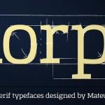 Korpo Serif