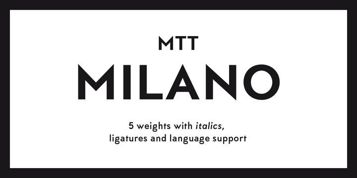 MTT-Milano-Font-by-Mattia-Bonanomi