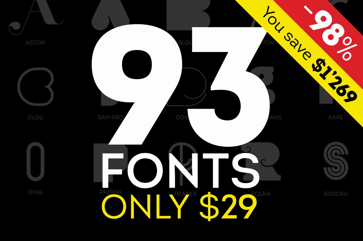 Fontfabric-Font-Bundle